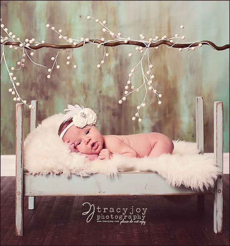 Newborn Cheap Props