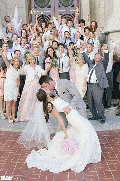 Wedding Photography Ideas : Unique Wedding Photos - Creative Wedding ...