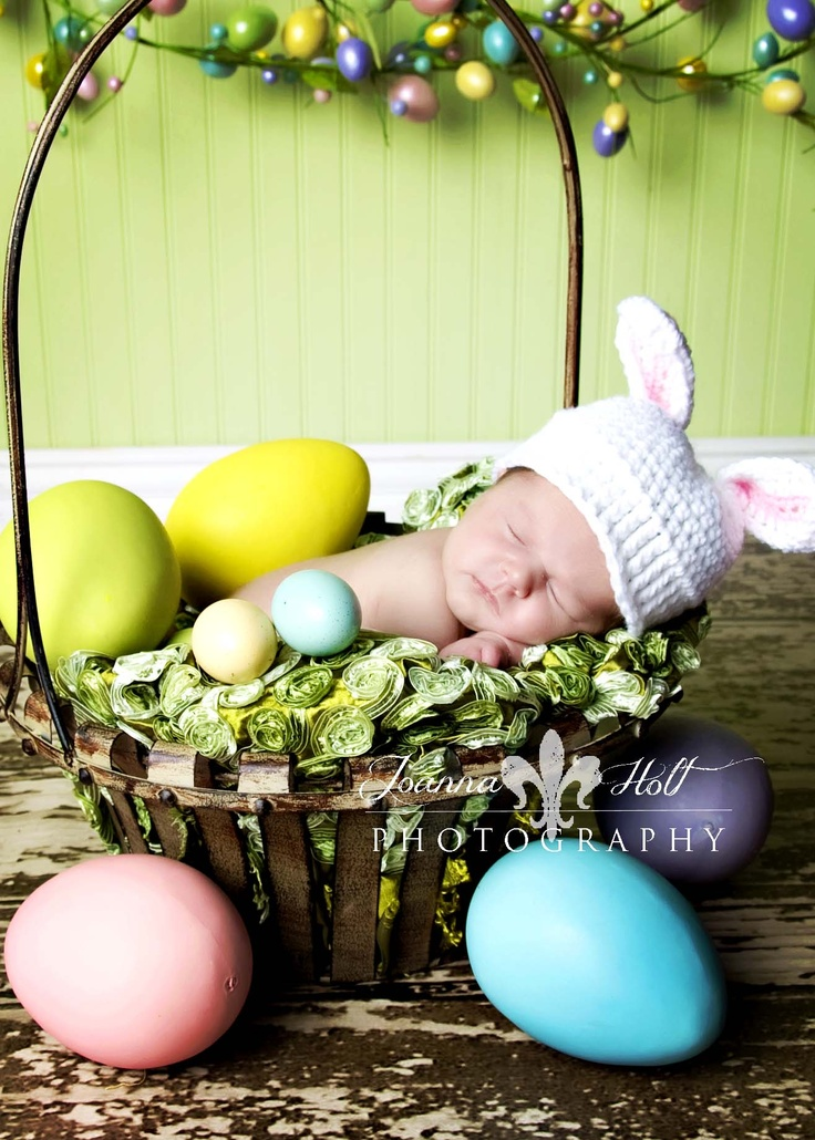 Inspiration for new born baby photography newborn easter pose description newborn easter pose negle Image collections