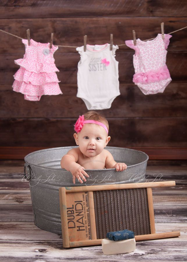 3 Month Baby Girl Photoshoot Ideas Archidev