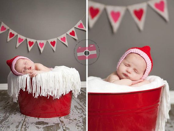 Inspiration For New Born Baby Photography Valentine S Day