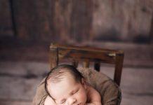 Inspiration For New Born Baby Photography   little teddy bear ... 45e24a660