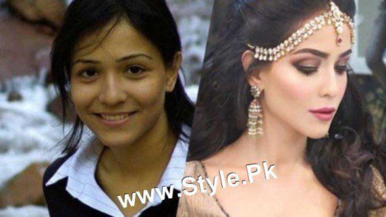 celebrities without makeup photos : top 13 pakistani